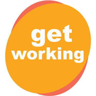 get working