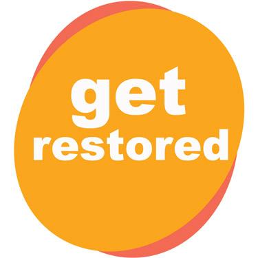 get restored