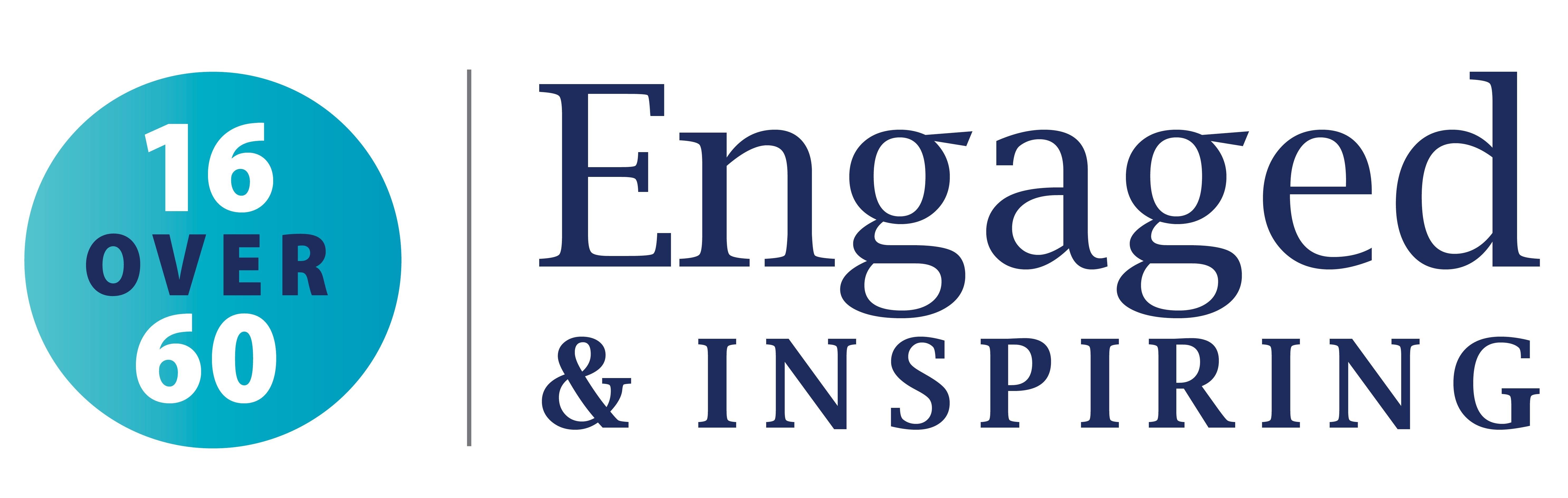 16 over 60 logo