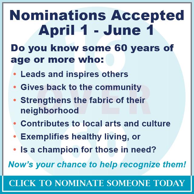 16 Over 60 Nominate